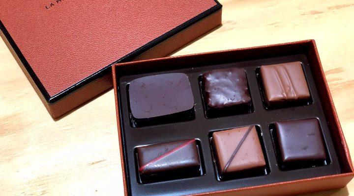 ラ・メゾン・デュ・ショコラは口どけなめらかで美味しいショコラ