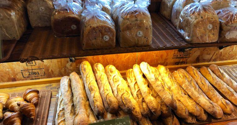 滋賀で有名なパン・ドゥ・マルシェでパンを買ってみた