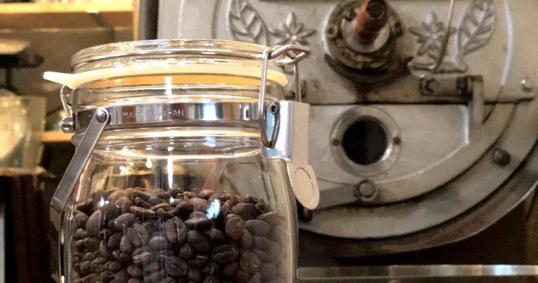 奈良でコーヒー豆買うならTABI Coffee
